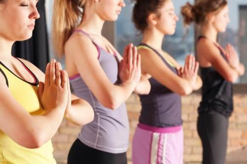 Yoga voor tieners