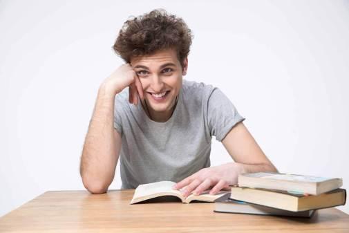 'Heel fijn dat je gericht bezig kunt zijn met je huiswerk'