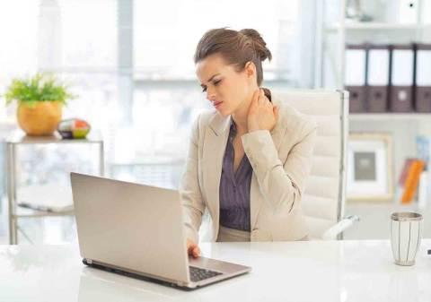 Last van rug- of nekpijn?