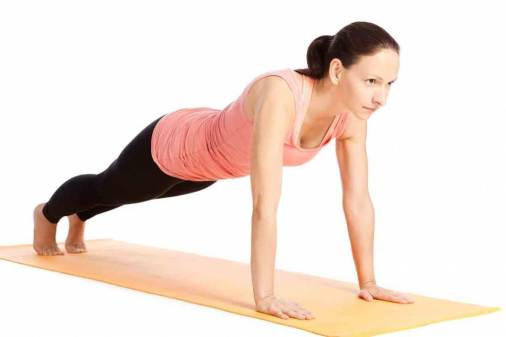 Stress te lijf met yoga