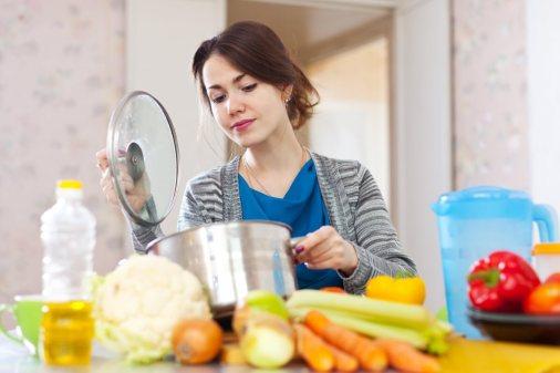 Een gezond gewicht met verantwoorde voeding