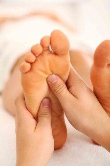 Overgangsklachten te lijf met voetreflexzonetherapie