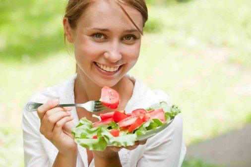Eet gezond en lekker en voel je fit!