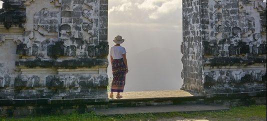 Op Bali met de sjamaan