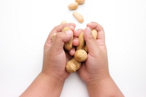 Ontwikkeling allergie bij kinderen vaak te voorkomen
