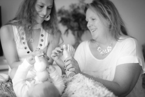 'Tover een blije glimlach op het gezicht van je kind'
