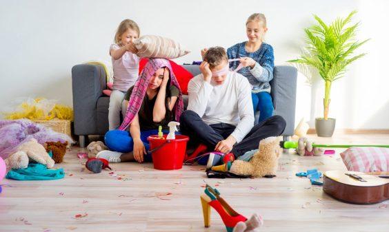 Ook jouw gezin op rolletjes