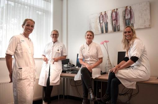 'De patiënt heeft de regie bij borstkanker'