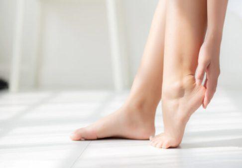 Draag zorg voor je voeten