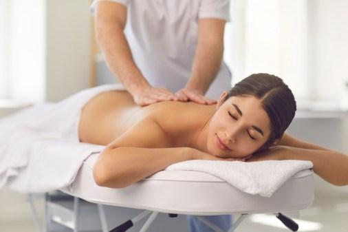 Massage voor de broodnodige aanraking