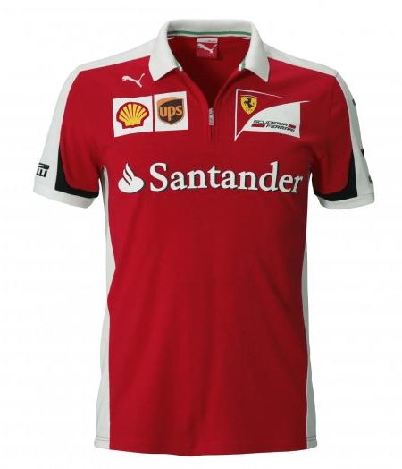 Polo košeľa Scuderia Ferrari