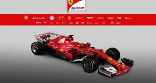 Ferrari ukázalo monopost SF70-H