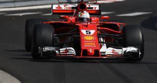 VC Monaka 2017, Sebastian Vettel