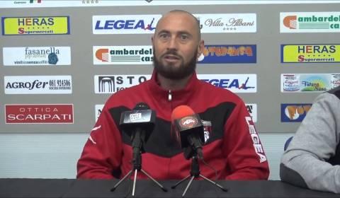 La società dello Sporting Barra comunica di aver tesserato per la stagione sportiva 2020-2021 l'attaccante, classe '82, Pasquale Carotenuto, ex Nocerina, ha vestito la maglia rossonera nella stagione 2015/2016, vincendo […]