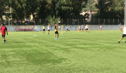 """La Nocerina ha ripreso la preparazione questo pomeriggio allo Stadio """"Felice Squitieri"""" di Sarno. La squadra, agli ordini del tecnico Giovanni Cavallaro, ha cominciato a preparare la prima trasferta ufficiale […]"""