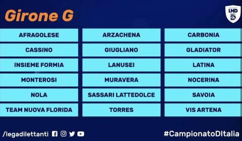 Nella giornata di oggi è stato ufficializzato il girone G, della serie D, per la stagione 2020/2021. Il girone è composto da 18 squadre equamente diviso tra Campania, Lazio e […]
