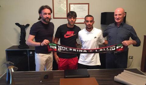L'ASD NOCERINA CALCIO 1910 comunica di aver raggiunto l'accordo con la Salernitana per il trasferimento a titolo temporaneo del centrocampista, classe 2003, Eduardo Esposito e dell'esterno, classe 2002, Antonio Fois. […]