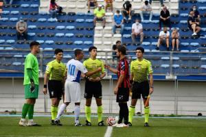 2020-2021 Semifinali playoff Latina-Nocerina 1-1