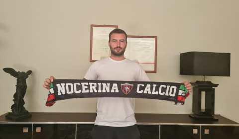 La Nocerina calcio comunica l'avvenuto accordo con il difensore classe 1995 Stefano Cason. Cresciuto nell'Atalanta, il calciatore vanta trascorsi anche con Siena, Ternana, Fano, Catanzaro, Carrarese e Trapani. Ufficio Stampa […]