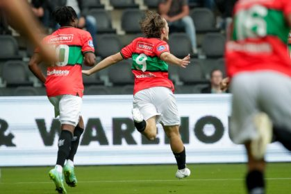 NEC has not misplaced to Willem II in 14 years
