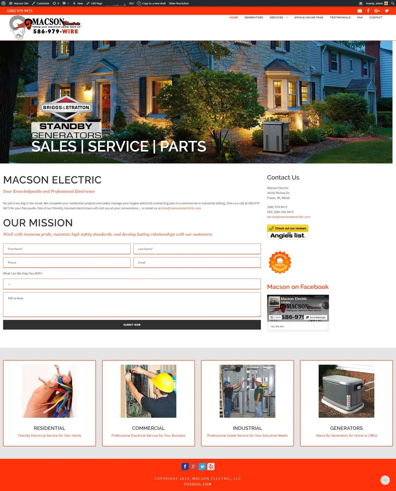 Macson Electric