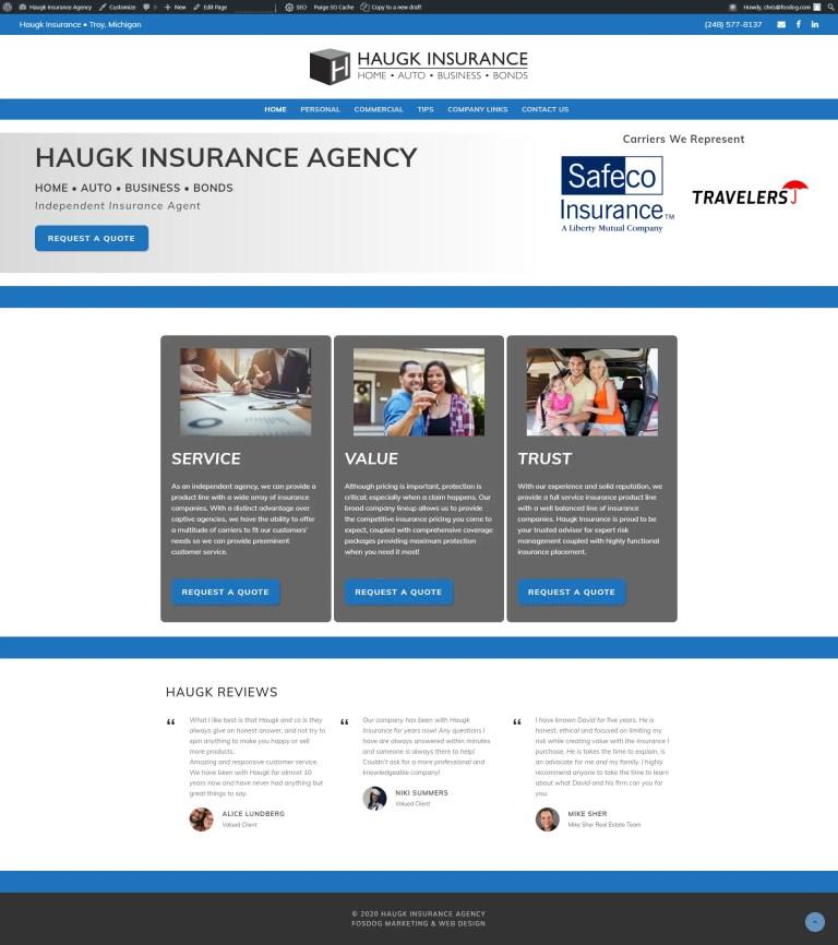 Haugk Insurance Agency