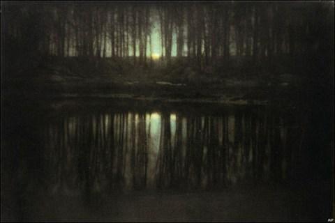 Edward Steichen, The Pond-Moonlight (1904)
