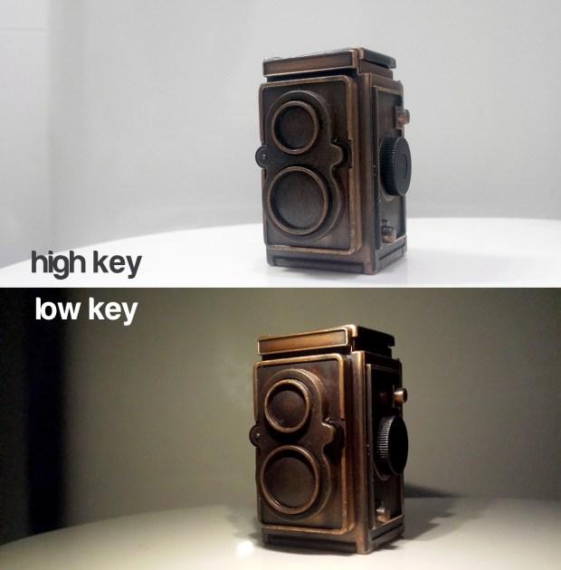 high-low-key-fotografia