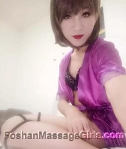 Foshan Massage Girl - Missy