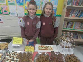 Bake Sale in 4th Class 2018 - 13