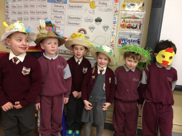 Easter Bonnets 2018 02