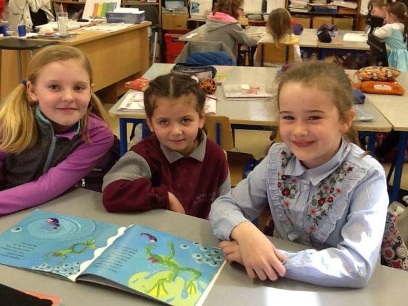 Paired Reading (Juniors) 2018 - 12