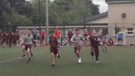 Sports Day 2018 - 49