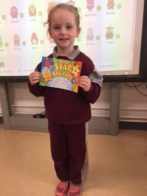 Class dojo champion October 12th