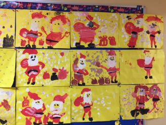 Christmas Art Displays 2018 - 04