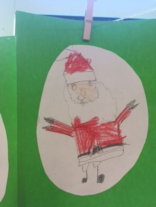 Christmas Art Displays 2018 - 09