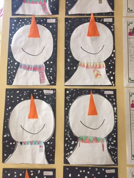Christmas Art Displays 2018 - 23