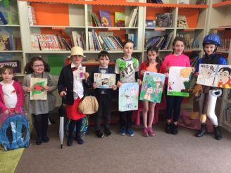 Literacy week in Fossa School 2019 - 11
