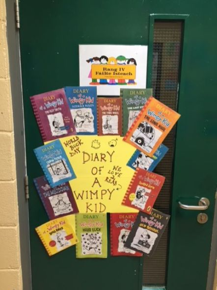 Literacy week in Fossa School 2019 - 27