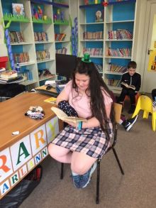 Literacy week in Fossa School 2019 - 38