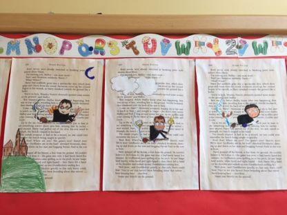 Literacy week in Fossa School 2019 - 40