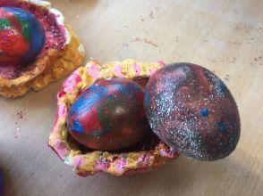 Easter Egg nests JI - 12