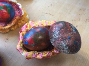 Easter Egg nests JI - 12