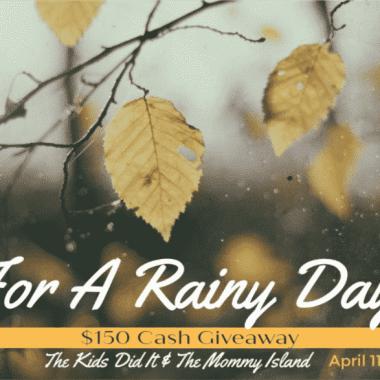 April cash giveaway event