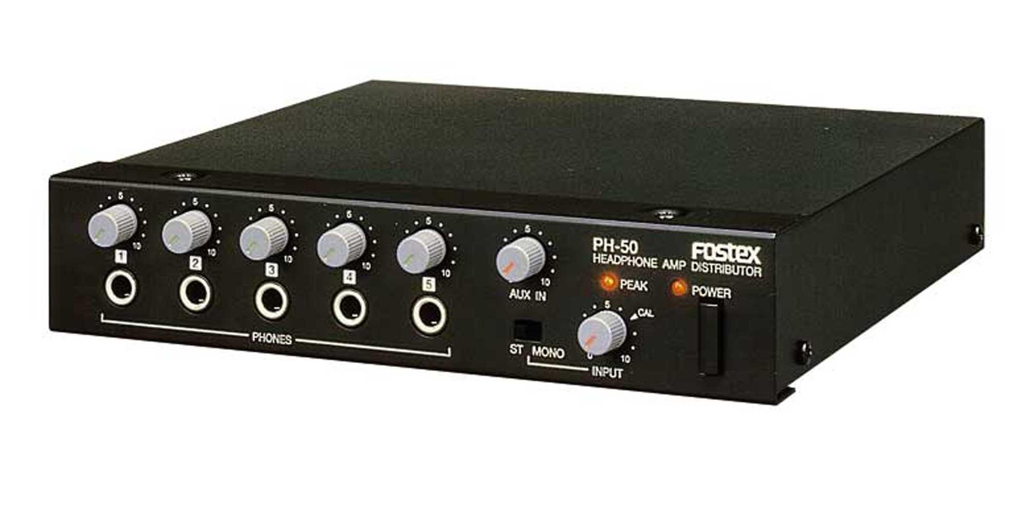 Wzmacniacz słuchawkowy Fostex PH-50