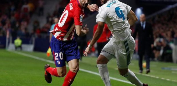Atletico Madrid Real Madrid live stream gratis Se Atletico Madrid Real Madrid stream TV-tider!