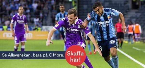 IFK Göteborg Djurgården stream - streama matchen hos Cmore live stream online