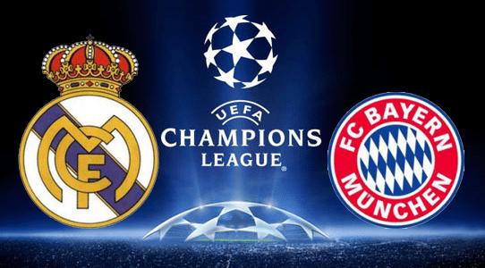 Real Madrid Bayern Munchen live stream gratis? Streama Real vs Bayern live stream!