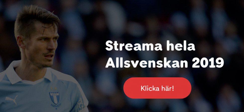 Malmö FF Hammarby stream 2019