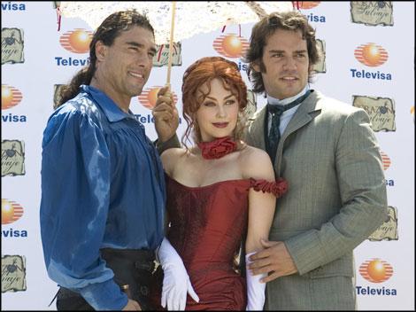 Cristian De La Fuente Corazón Salvaje Televisa